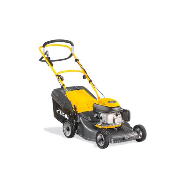Stiga Turbo Pro 55 4S Combi Loopmaaier Smits Tuin- en Parkmachines
