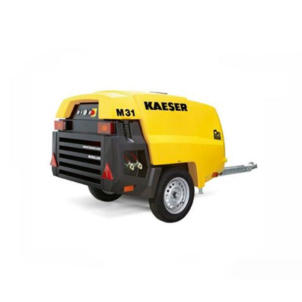 Kaeser M31 Diesel Compressor Smits Tuin- en Parkmachines